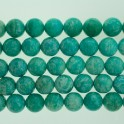 Round Bead Russian Amazonite 18mm 16""