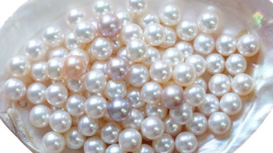 Our pearls selection